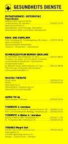 Infomerkblatt Interlaken und Umgebung - Seite 7