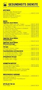 Infomerkblatt Frutigen und Umgebung - Seite 3