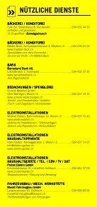 Infomerkblatt Sumiswald und Umgebung - Seite 4