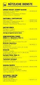 Infomerkblatt Sumiswald und Umgebung - Seite 5