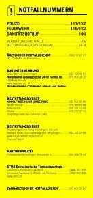 Infomerkblatt Konolfingen und Umgebung - Seite 2
