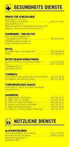 Infomerkblatt Konolfingen und Umgebung - Seite 4
