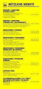 Infomerkblatt Konolfingen und Umgebung - Seite 5