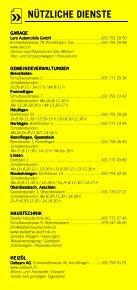Infomerkblatt Konolfingen und Umgebung - Seite 6