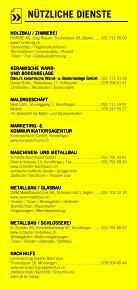 Infomerkblatt Konolfingen und Umgebung - Seite 7