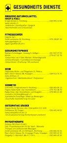 Infomerkblatt Kirchberg und Umgebung - Seite 4