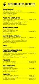 Infomerkblatt Kirchberg und Umgebung - Seite 5
