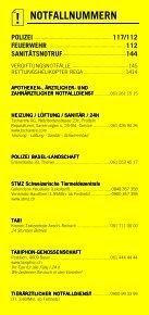 Infomerkblatt Oberwil / Biel-Benken - Seite 2