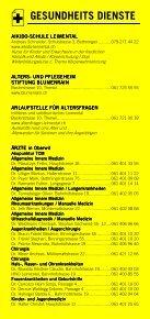 Infomerkblatt Oberwil / Biel-Benken - Seite 3