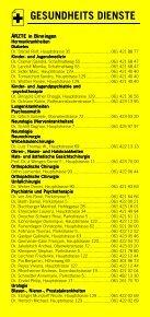 Infomerkblatt Binningen / Bruderholz - Seite 4