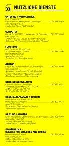 Infomerkblatt Binningen / Bruderholz - Seite 7