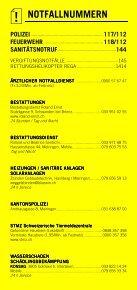 Infomerkblatt Meiringen und Umgebung - Seite 2