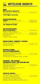 Infomerkblatt Meiringen und Umgebung - Seite 5