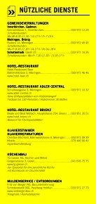 Infomerkblatt Meiringen und Umgebung - Seite 7