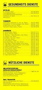 Infomerkblatt Riehen / Bettingen - Seite 5