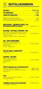 Infomerkblatt Aesch / Pfeffingen - Seite 2