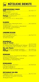 Infomerkblatt Aesch / Pfeffingen - Seite 5