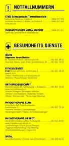 Infomerkblatt Kaiseraugst - Seite 3