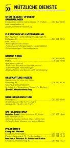 Infomerkblatt Kaiseraugst - Seite 5