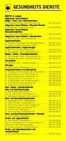 Infomerkblatt Liestal / Arisdorf / Hersberg - Seite 4