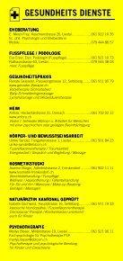 Infomerkblatt Liestal / Arisdorf / Hersberg - Seite 6