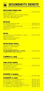 Infomerkblatt Liestal / Arisdorf / Hersberg - Seite 7