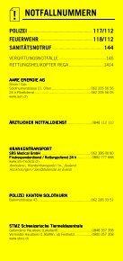 Infomerkblatt Dulliken - Seite 2