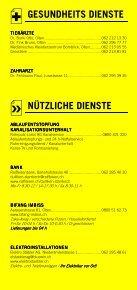 Infomerkblatt Dulliken - Seite 4