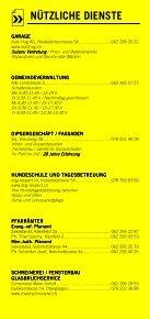 Infomerkblatt Dulliken - Seite 5