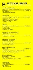 Infomerkblatt Aarburg - Seite 5