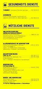 Infomerkblatt Egerkingen und Umgebung - Seite 4