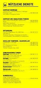 Infomerkblatt Egerkingen und Umgebung - Seite 5