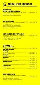 Infomerkblatt Egerkingen und Umgebung - Seite 6