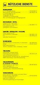 Infomerkblatt Egerkingen und Umgebung - Seite 7
