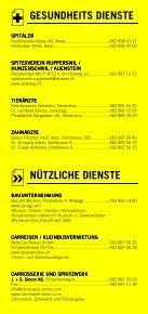 Infomerkblatt Rupperswil  - Seite 4