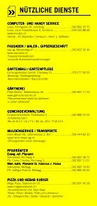 Infomerkblatt Rupperswil  - Seite 5