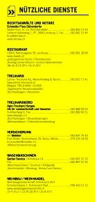 Infomerkblatt Rupperswil  - Seite 6