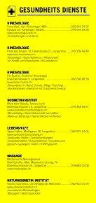 Infomerkblatt Langenthal und Umgebung - Seite 6