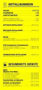 Infomerkblatt Schöftland und südliche Umgebung - Seite 2
