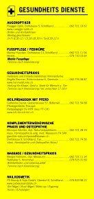 Infomerkblatt Schöftland und südliche Umgebung - Seite 3