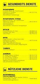Infomerkblatt Schöftland und südliche Umgebung - Seite 4