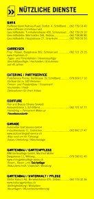 Infomerkblatt Schöftland und südliche Umgebung - Seite 5