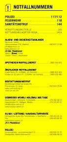 Infomerkblatt Aarau - Seite 2