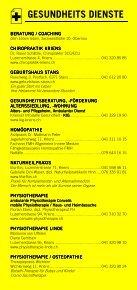 Infomerkblatt Kriens / Obernau - Seite 4