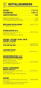 Infomerkblatt Emmen / Emmenbrücke - Seite 2