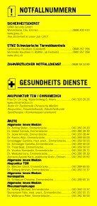 Infomerkblatt Emmen / Emmenbrücke - Seite 3
