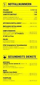 Infomerkblatt Safenwil - Seite 2