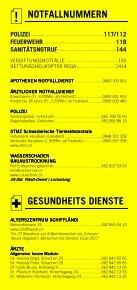 Infomerkblatt Gränichen - Seite 2
