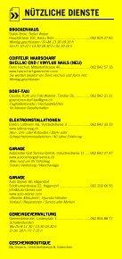 Infomerkblatt Gränichen - Seite 4