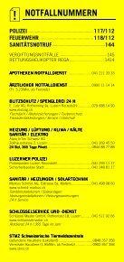 Infomerkblatt Luzern Littau-Luzern Reussbühl - Seite 2